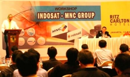 Workshop Indosat-NMC